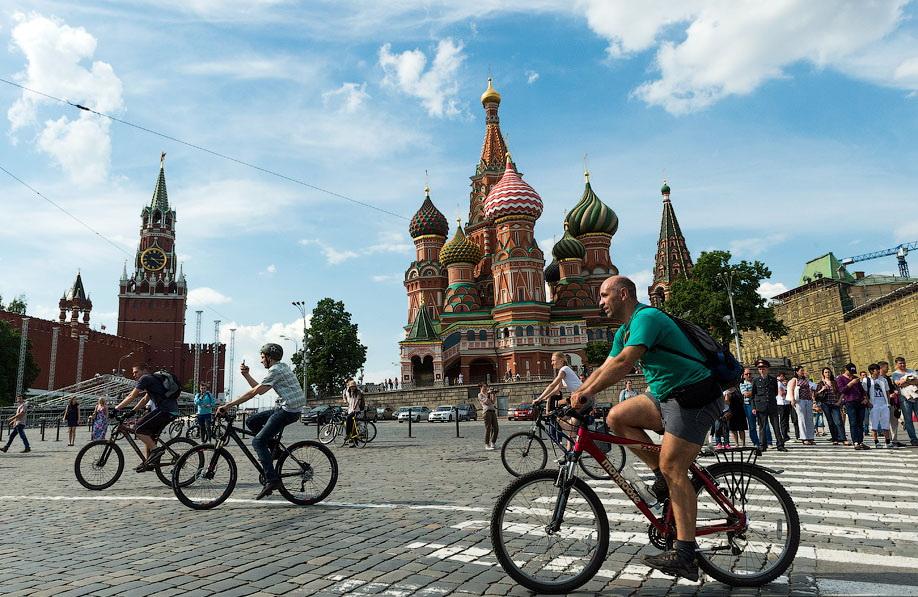 Велопрокат, велосервис, обучение езде на велосипеде в Москве